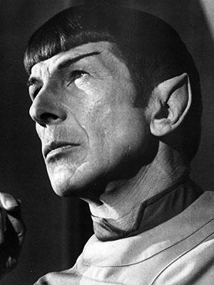 Remembering Leonard Nimoy's Spock and His Famous Eyebrows