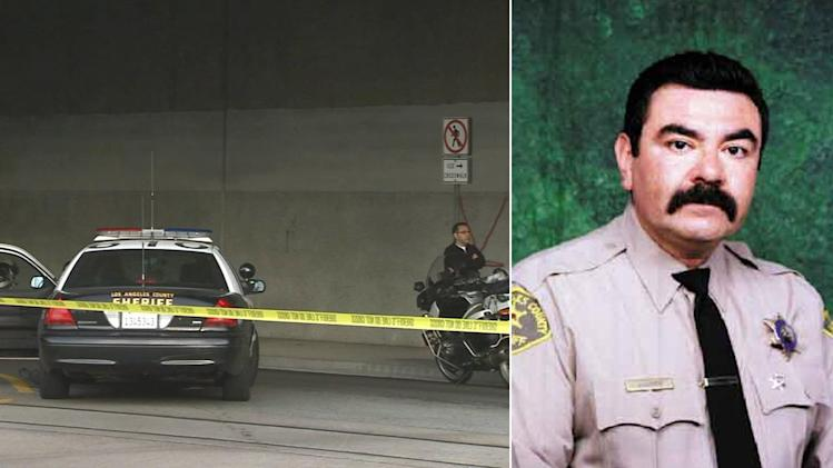 LA deputy hit by car while helping stranded driver in East LA