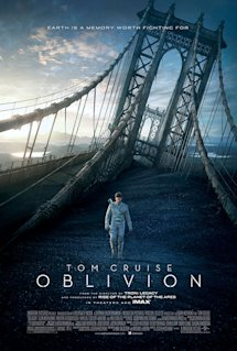 Poster of Oblivion