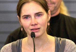 Amanda Knox | Photo Credits: Stephen Brashear/Getty Images