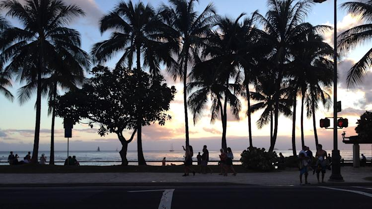 Hawaii tourism officials expect slower growth