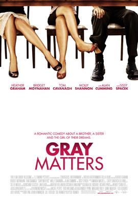 Yari Film Group's Gray Matters