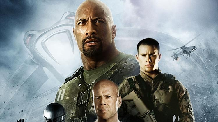 G.I. Joe Retaliation Poster Watermark