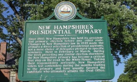 Five big moments in New Hampshire primary history