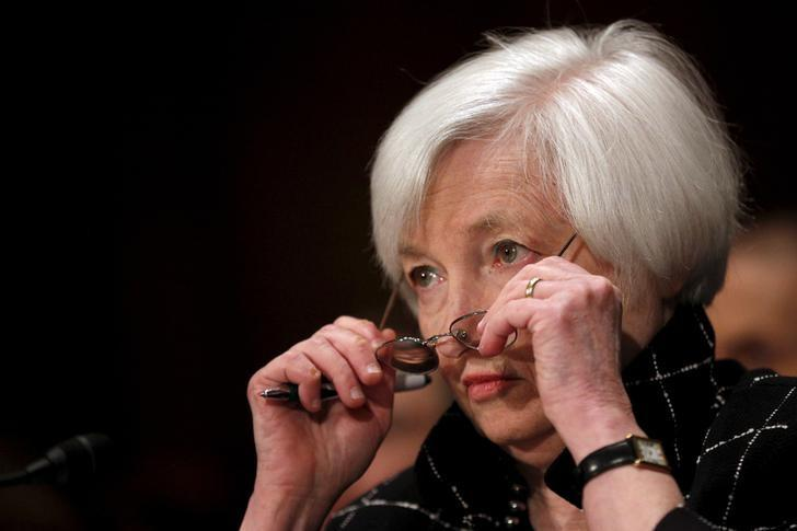 Yellen's dilemma: A downturn with no easy response
