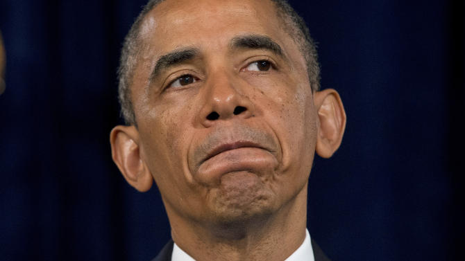 Obama: Gov't records sweep not targeting Americans