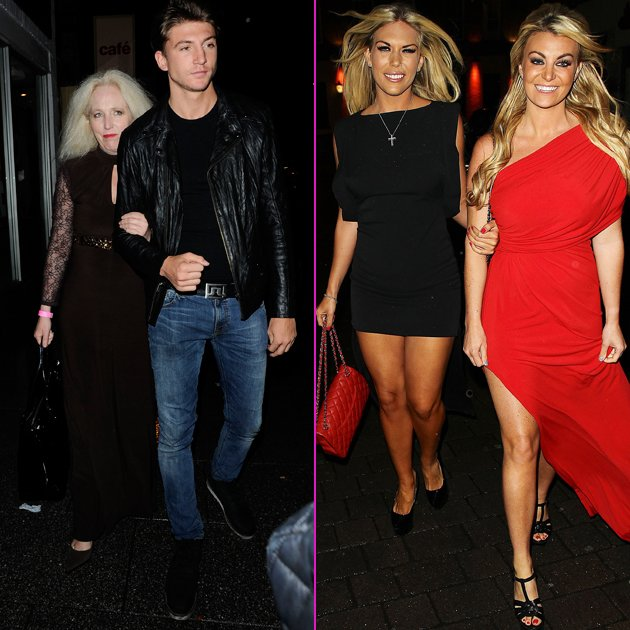 TOWIE wrap party