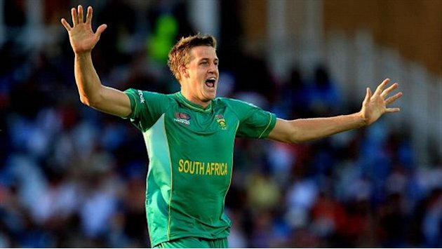 Cricket - Morkel joins Derbyshire