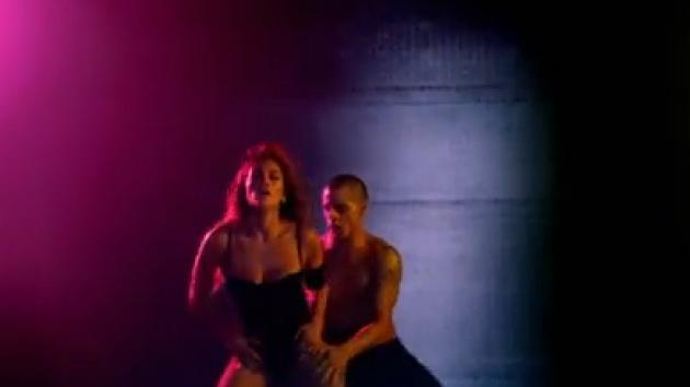 Jennifer Lopez and Casper Smart in 'Dance Again' -- Sony Music