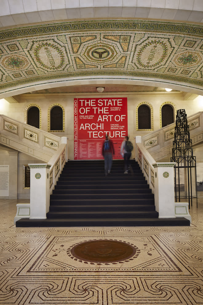 10 Things We Loved at the Chicago Architecture Biennial's Cultural Center Show
