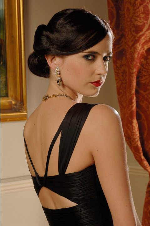 Bond Girls Gallery 2008 Casino Royale Eva Green