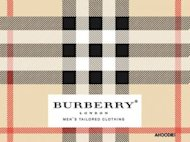 5 Big Fashion Brand Logos and the 21 Design & Marketing Tips You Can Learn From Them image tn burberry logo fabric 300x224