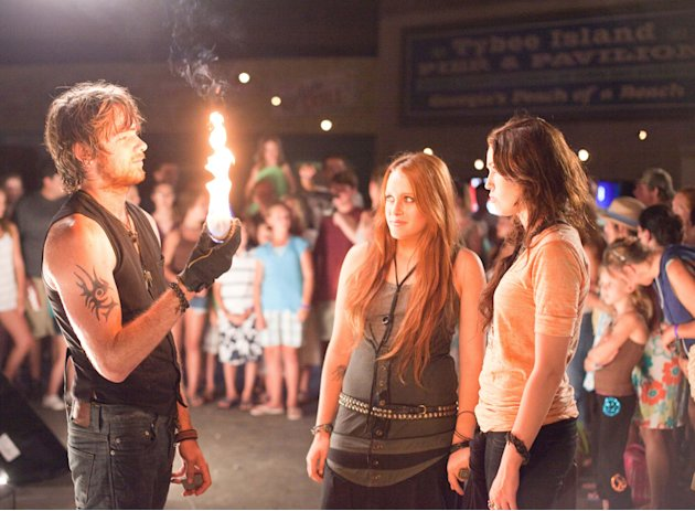 The Last Song 2010 Touchstone Pictures Nick Lashaway Carly Chaikin Miley Cyrus