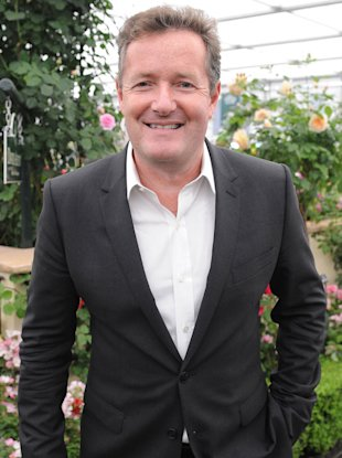 Piers Morgan Jokingly Rows With One Direction's Harry & Louis Over David Beckham