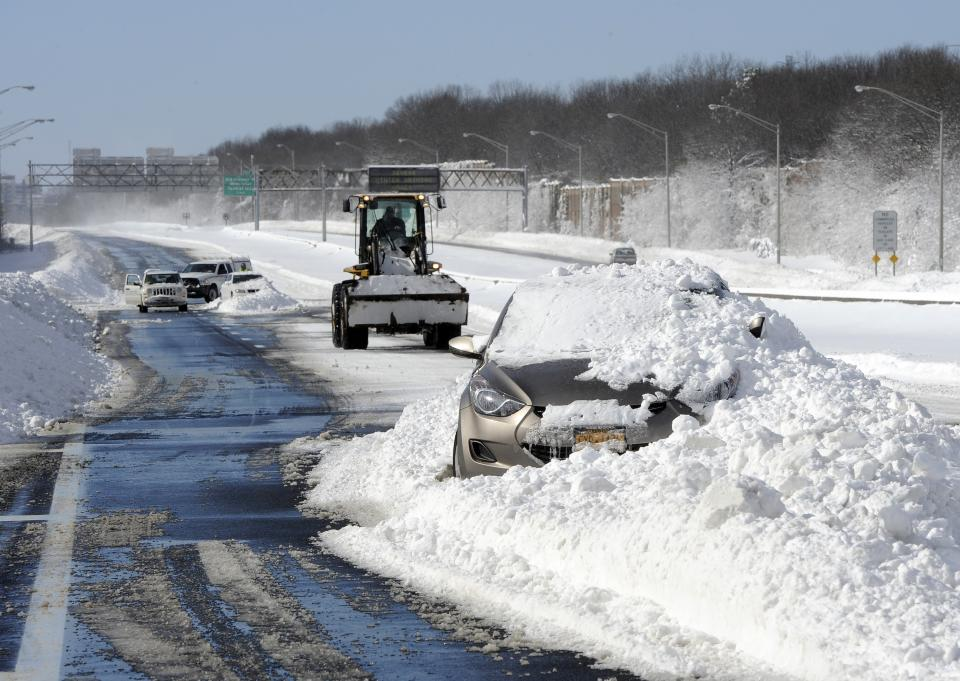 Fallout over lackluster snow removal in NY widens