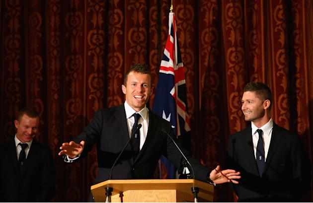 Australian High Commission Host Australian Cricket Team