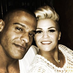 kerry katona is reportedly about to get married for a third time after
