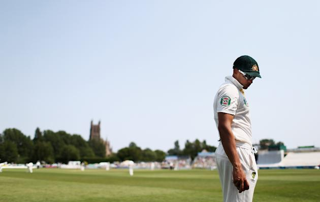 Worcestershire v Australia - Tour Match: Day Four