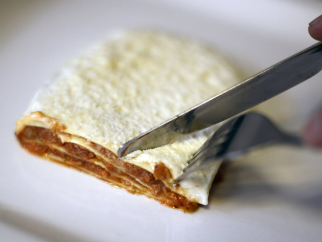 Erster Nachweis von Pferdefleisch in Lasagne in Deutschland