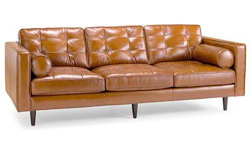 Darrin Leather Sofa, $1650