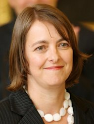 Australia&#39;s Attorney-General Nicola Roxon (pictured in 2007) said it was important &quot;not to be spooked by every opinion poll that comes out every five minutes&quot; and stood by the Labor party&#39;s decision to remove Kevin Rudd as leader ahead of the 2010 election