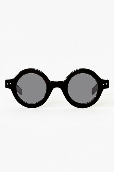 Maddy shades in black, $18 at nastygal.com