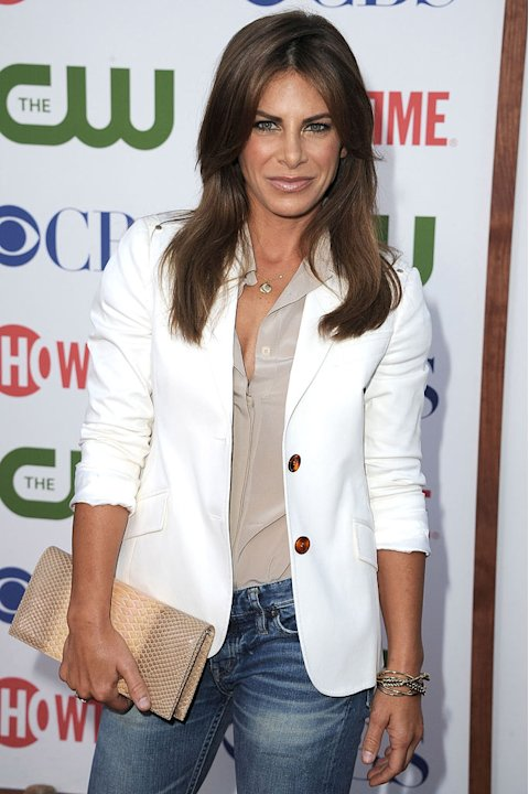 "Jillian Michaels of ""The Doctors"" attends the CBS, The CW, and Showtime 2011 Summer TCA Party at The Pagoda on August 3, 2011 in Beverly Hills, California."