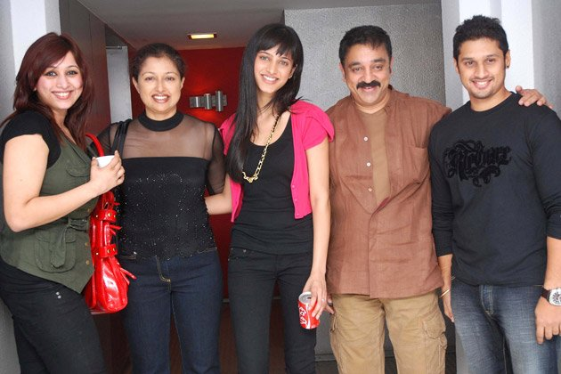 Kamal Hassan turns a year older