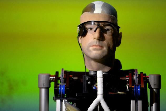 Photos: Meet Rex, the world's first 'bionic man'