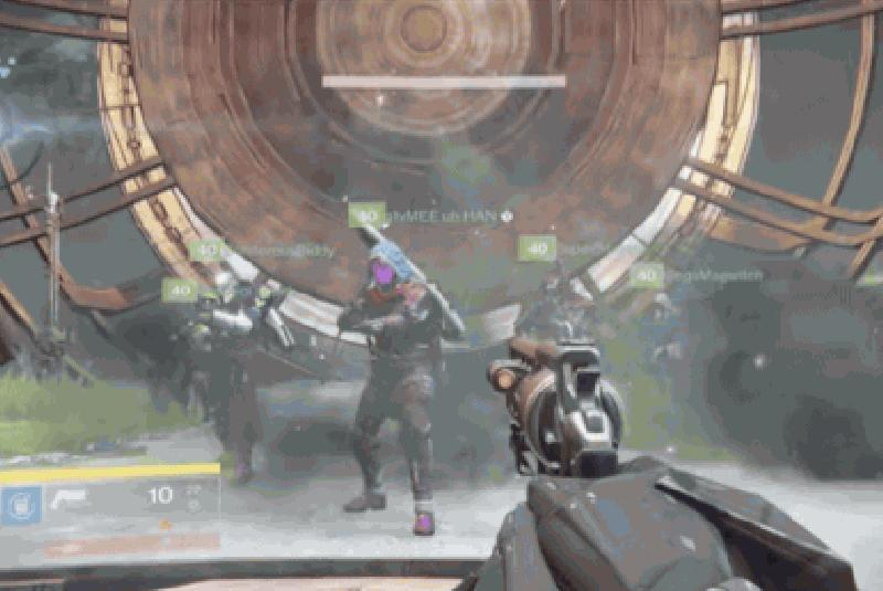 Destiny players made a Backstreet Boys video that's so much better than you'd expect