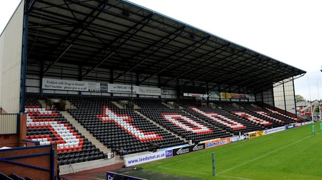 Stobart Stadium, home to Widnes Vikings (PA Sport)