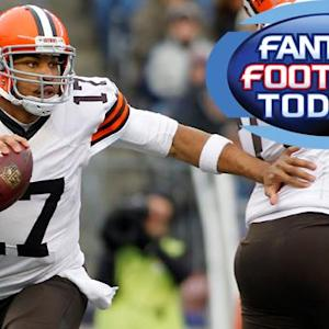 Fantasy Football Today: Game recaps IV (12/8)
