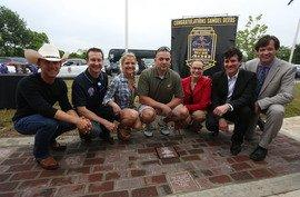 U.S. Marine Honored as Brickyard Sprint Cup Series Race Namesake for Selfless Actions Stateside and Abroad