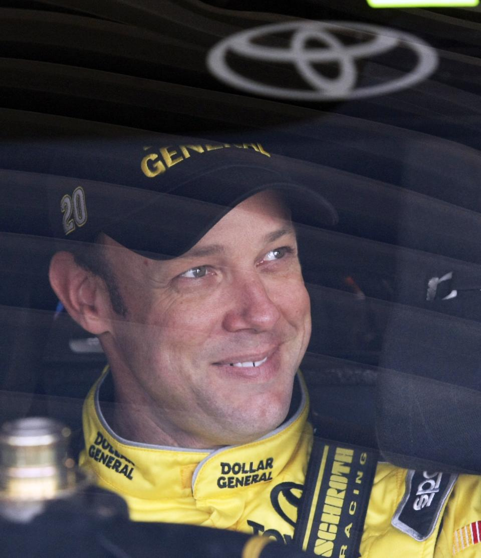 Kenseth wins Nationwide race at Kansas Speedway