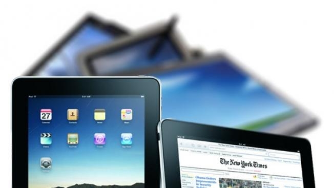 Tablet shipments speed ahead, threaten to lap the PC