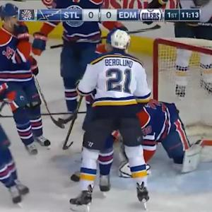 St. Louis Blues at Edmonton Oilers - 02/28/2015