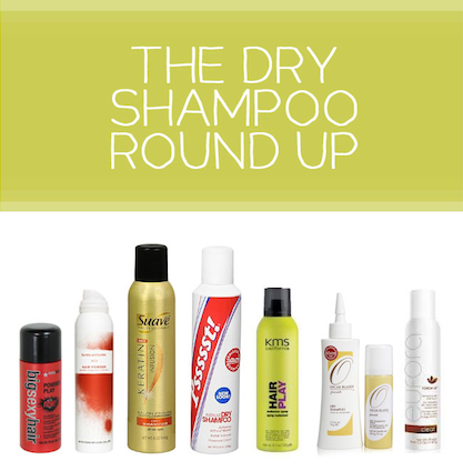 Make Dry Shampoo Your BFF.