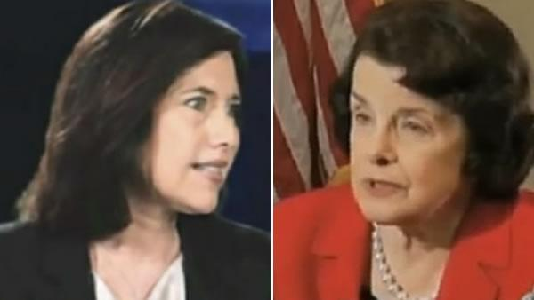 YouTube used to challenge Sen. Feinstein to debate