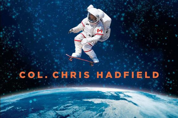the raw emotions and worries of hadfield before the launch in an astronauts guide to life on earth a Enjoy this collection of inspirational chris hadfield - chris hadfield like most astronauts most are taken from his book an astronaut's guide to life on earth.