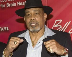 """File of former boxer Norton arrives for Keep Memory Alive """"Power of Love Gala"""" and 70th birthday celebration for Muhammad Ali in Las Vegas"""