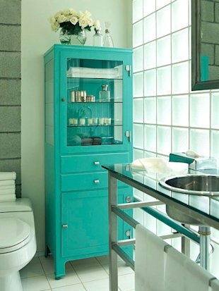 8 inventive ways to organize your bathroom