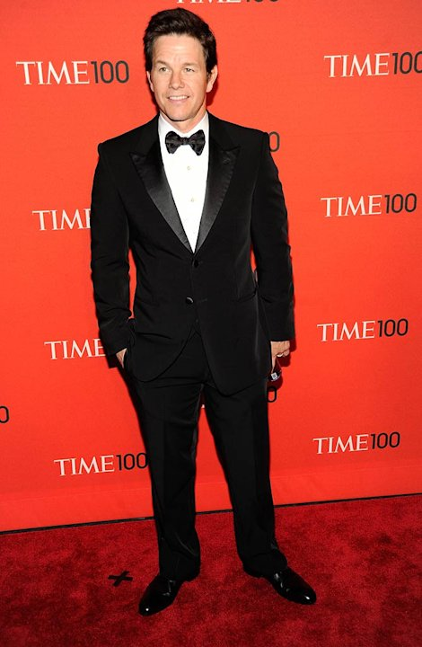 Mark Wahlberg Time Gala