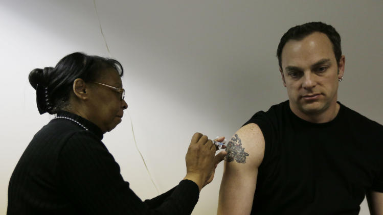 Pa. Health Department: Flu 'widespread' in state