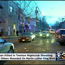 Man Killed, 3 Wounded In Trenton Nightclub Shooting