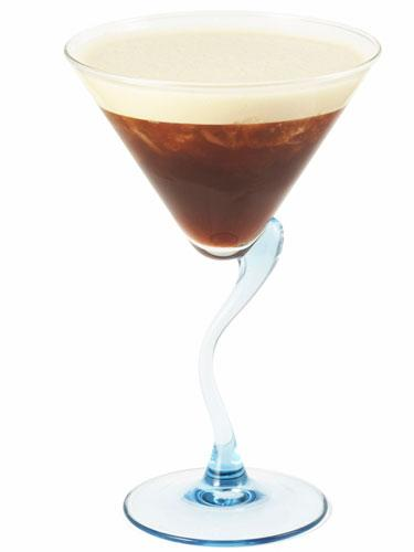 Coco-Coffee Martini