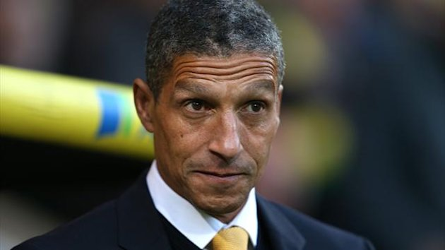 Chris Hughton (PA Photos)