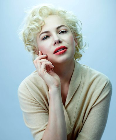 How to Get Michelle Williams' Marilyn Monroe Hairstyle