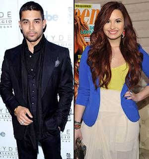 "Demi Lovato, Wilmer Valderrama ""No Longer Hooking Up"""