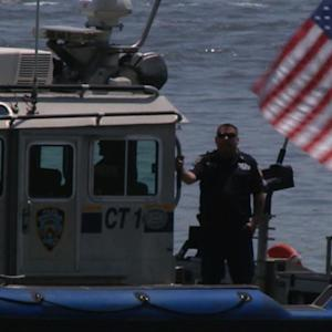 Strong police presence surrounding July Fourth holiday