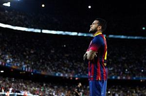 Dani Alves blasts 'disrespectful' enquiry into Neymar deal
